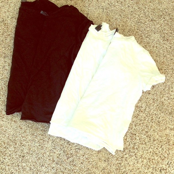 wild fable Tops - Wild fable cropped shirts